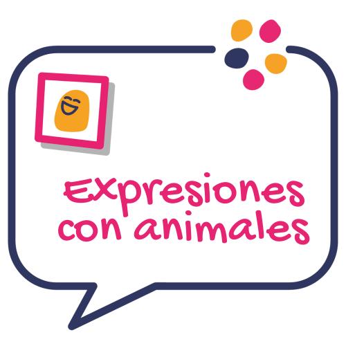 Expresiones con animales