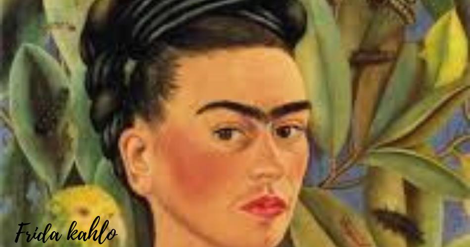 Frida Kahlo poner el verbo en pretérito indefinido.