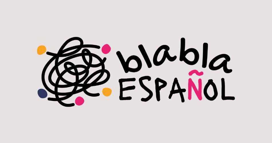 Logo blabla español para mejorar tu español con profesionales