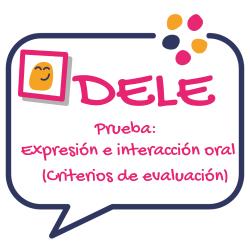 Portada DELE prueba expresión e interacción oral