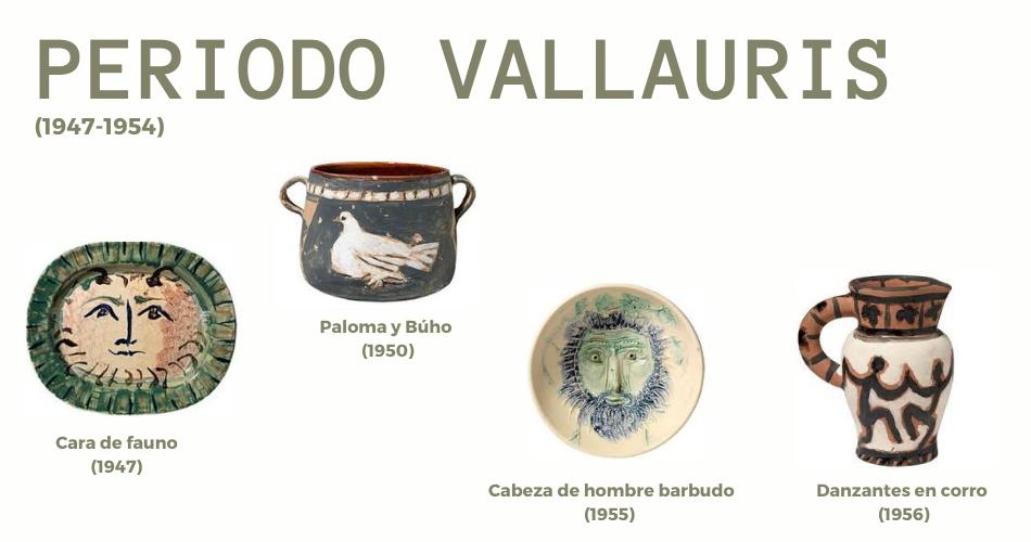 Periodo Vallauris Aprende español con Picasso