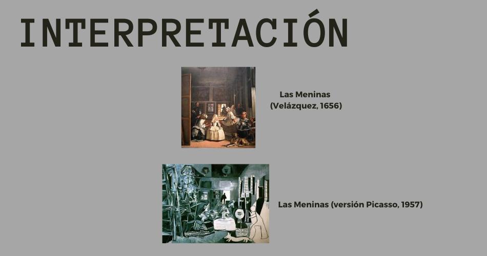Aprende español con Picasso Interpretación de clásicos