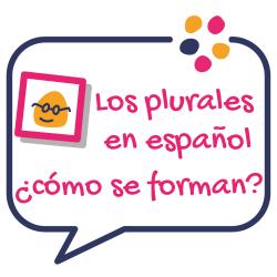 Portada plurales en español