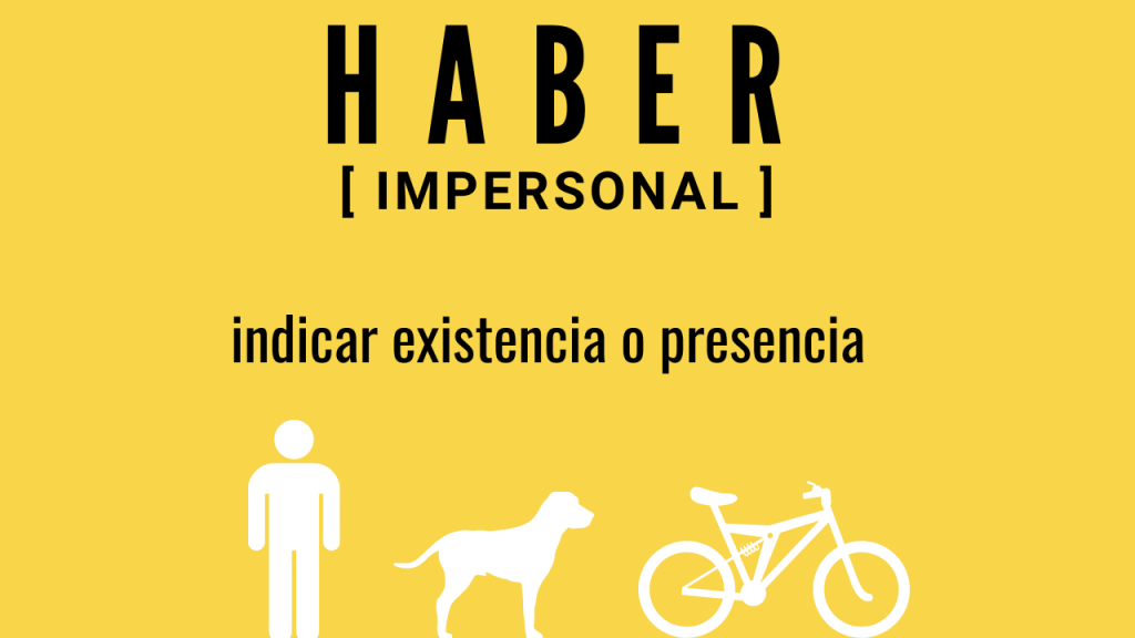 Haber impersonal